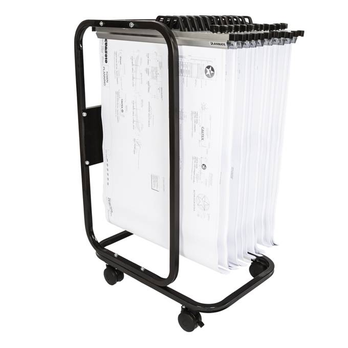 Planmate A1 MINI Trolley (12 Clamp Capacity)