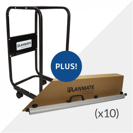 Plan Clamp and Plan Trolley Bundles